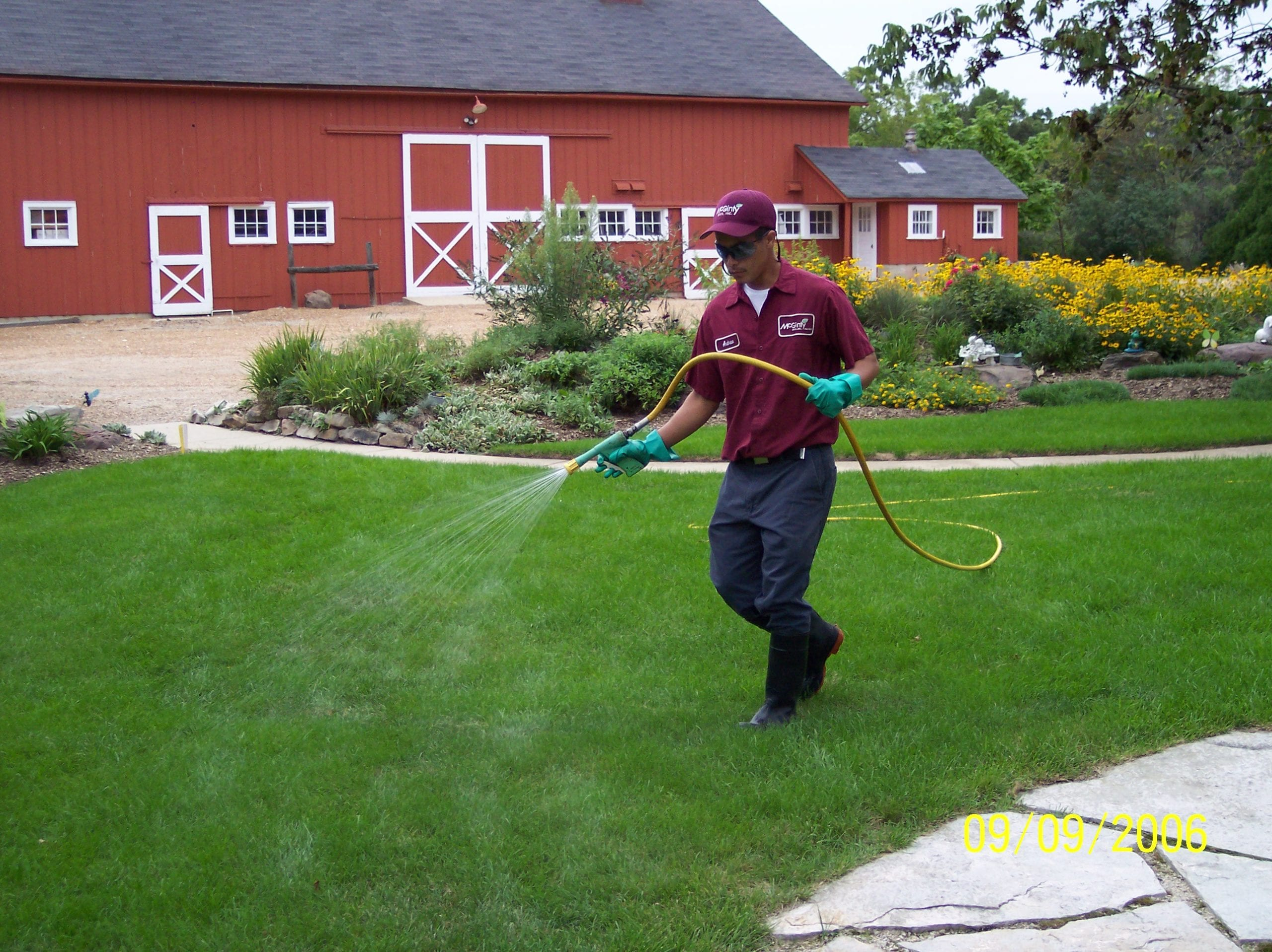 Long Grove, Illinois Residential Landscaping